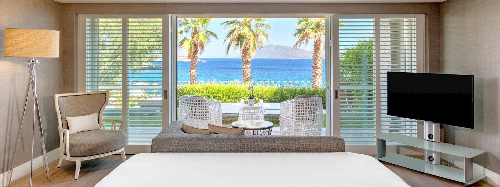 Website Accessibility - Caresse, a Luxury Collection Resort & Spa, Bodrum
